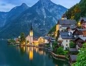 Những thị trấn tuyệt đẹp dưới chân núi khiến bạn như lạc vào truyện cổ Grim