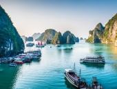 Những thiên đường lý tưởng để tận hưởng mùa hè cũng có địa danh Việt Nam tuyệt đẹp này
