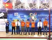 Việt Nam lần thứ bảy vô địch ABU Robocon 2018