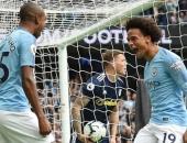 Man City dễ dàng 'thổi bay' Fulham