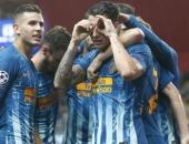 AS Monaco - Atletico Madrid: Khởi đầu thất thế, bừng tỉnh nhờ siêu sao