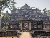 Đến Angkor ngắm thần mặt trời đẹp đến ngỡ ngàng