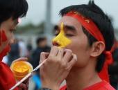 Trăm kiểu ăn theo kiếm tiền triệu trước giờ bóng lăn trận Việt Nam - Malaysia