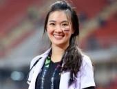 Nữ bác sĩ xinh đẹp của ĐT Thái Lan gây chú ý ở AFF Cup