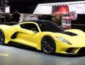 Top 5 siêu xe nhanh nhất thế giới trong năm 2019