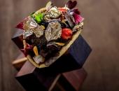 Những món ăn bọc vàng cực xa xỉ, thực khách vừa ăn vừa tiếc
