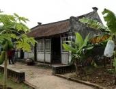 Cận cảnh ngôi nhà Bá Kiến hơn 100 năm tuổi ở 'làng Vũ Đại'
