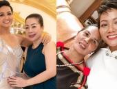 Chân dung 2 người mẹ đặc biệt 'ngấm ngầm' giúp H'hen Niê đạt top 5 Hoa hậu Hoàn vũ TG