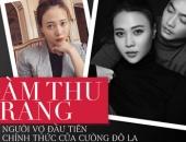 Đàm Thu Trang là ai mà 'chiến thắng' Hà Hồ, Hạ Vy trở thành chính cung?