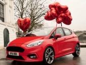 Những màn tỏ tình bằng xe hơi 'đốn tim' trong ngày Valentine