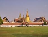 Cung điện dát vàng lớn nhất Thái Lan, sánh ngang với Tử Cấm Thành
