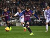Lionel Messi lập công giúp Barca chật vật giành 3 điểm