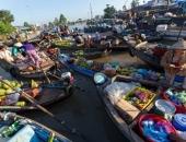 Việt Nam có đại diện lọt top những chợ nổi hấp dẫn nhất châu Á