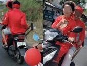 http://xahoi.com.vn/chu-re-mac-quan-short-chong-nang-trong-dam-cuoi-thai-do-cua-nhan-vat-chinh-gay-bat-ngo-328154.html