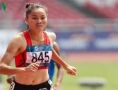 Quách Thị Lan đoạt HCV 400m rào nữ giải điền kinh châu Á