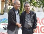 Tuyển Việt Nam: Thầy Park có dại 'buông bỏ' bầu Đức?