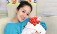 Lộ diện con gái cưng chào đời trước 6 tuần tuổi của cặp đôi Khánh Thi - Phan Hiển