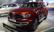 Ford Everest 2019 chính thức ra mắt, giá bán từ 910 triệu đồng