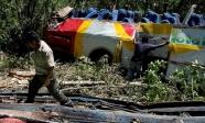 Bolivia: Xe buýt rơi xuống hẻm núi, gần 50 người thương vong