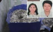 2 thi thể bị đổ bê tông ở Bình Dương