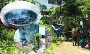 Vụ xác chết trong thùng bê tông: Giải mã những chiếc can nhựa bí ẩn tại hiện trường