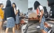 2 nữ sinh lớp 8 đánh tàn bạo nữ sinh lớp 6 ở TP.HCM, nghe lý do khiến ai nấy giật mình