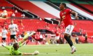 Martial chấm dứt cơn khát hat-trick hơn 7 năm của MU