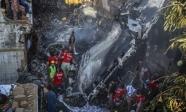 Vụ rơi máy bay 97 người chết: Do phi công mải bàn về COVID-19