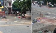 Khởi tố, bắt tạm giam 4 tháng tài xế đâm tử vong 3 người tại Phú Thọ