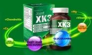 Rút ngắn liệu trình điều trị viêm khớp chỉ còn 2 tuần với sản phẩm Joint XK3