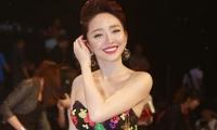 Tóc Tiên, Trà Ngọc Hằng nổi bật với phong cách thời trang tại Vietnam's Next Top Model 2014