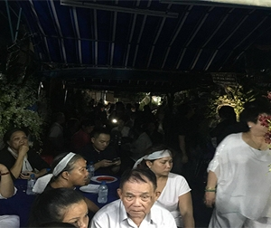Điều kỳ lạ xảy ra 3 lần trong đám tang Minh Thuận