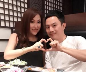 Thân mật quá mức, liệu đây có phải là 'tình mới' của Phi Thanh Vân?
