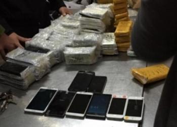 Cảnh sát 141 phát hiện hàng trăm điện thoại iphone không rõ nguồn gốc