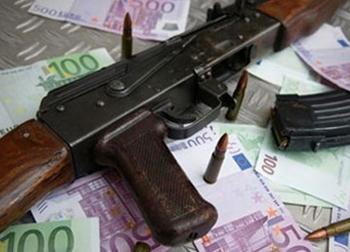 Hé lộ mạng lưới ngầm buôn bán vũ khí cho khủng bố