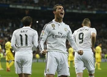 Ronaldo lại thiết lập kỷ lục ghi bàn đặc biệt