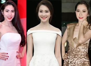 Thời trang '10 năm không đổi' của 3 người đẹp Việt