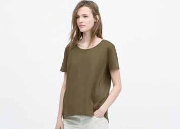 12 lựa chọn áo phông thoáng mát, giá cả hợp lý mặc tới sở làm