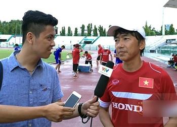 HLV Miura: 'Tôi chưa chốt danh sách ĐT U23 dự SEA Games'