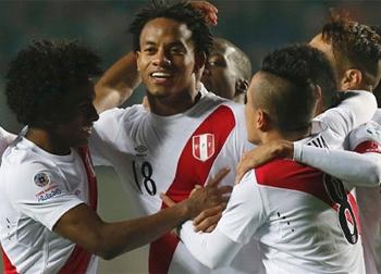 Hạ Paraguay, Peru đoạt hạng ba Copa America 2015