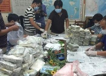 Vụ buôn gần 500 bánh heroin: Kẻ cầm đầu là một đại gia