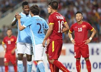 Điểm nhấn Man City 8-1 tuyển Việt Nam: Giao hữu kiểu tuyển Việt Nam!