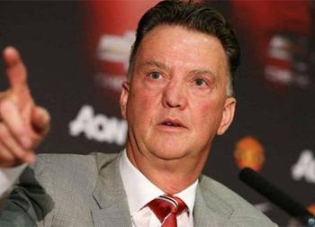 Huấn luyện viên Louis Van Gaal và áp lực trước mùa giải