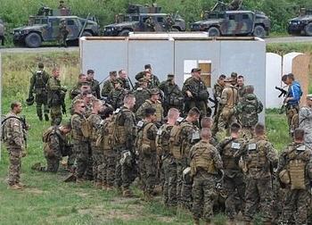 Nga – NATO đang tích cực chuẩn bị khai hỏa chiến tranh?