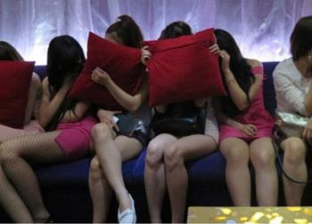 Mại dâm núp bóng massage, cắt tóc thanh nữ ở Sài Gòn