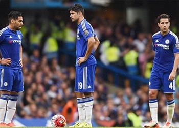 Chelsea và Liverpool gục ngã trên sân nhà