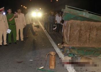 Tai nạn giao thông thảm khốc, 7 người tử vong