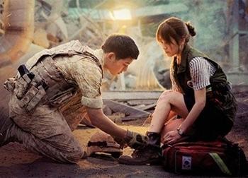 Màn ảnh Hàn không còn phim hay sau 'Hậu duệ mặt trời'