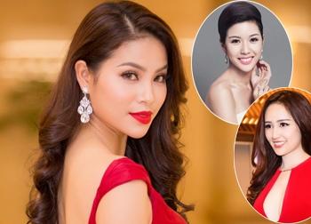 Những Hoa hậu nói tiếng Anh 'như gió' khiến Thu Vũ phải 'hổ thẹn'