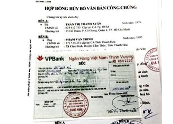 Công an vào cuộc điều tra vụ khách mất 26 tỷ ở VPBank